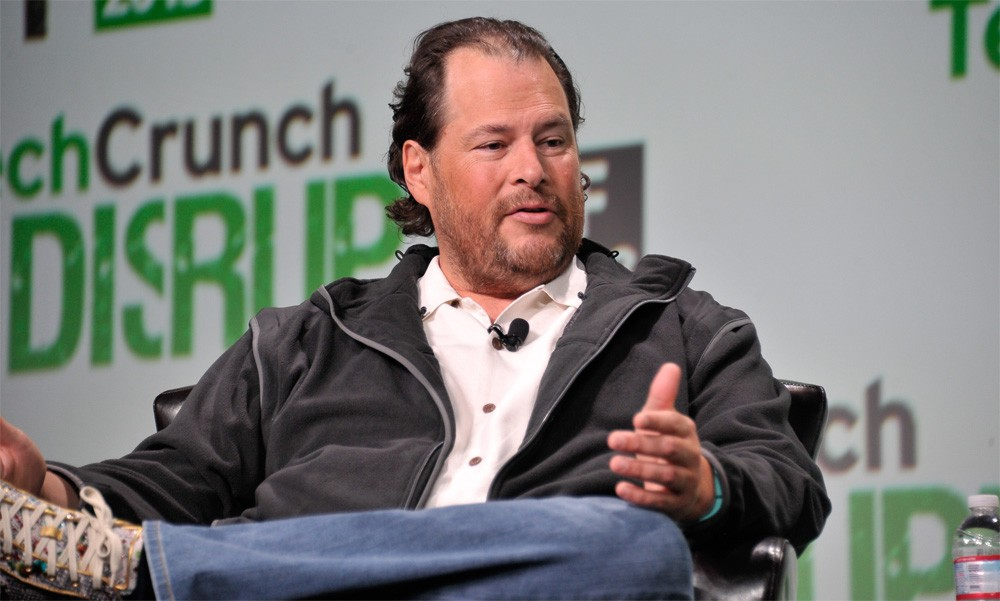 Марк Бениофф, Salesforce