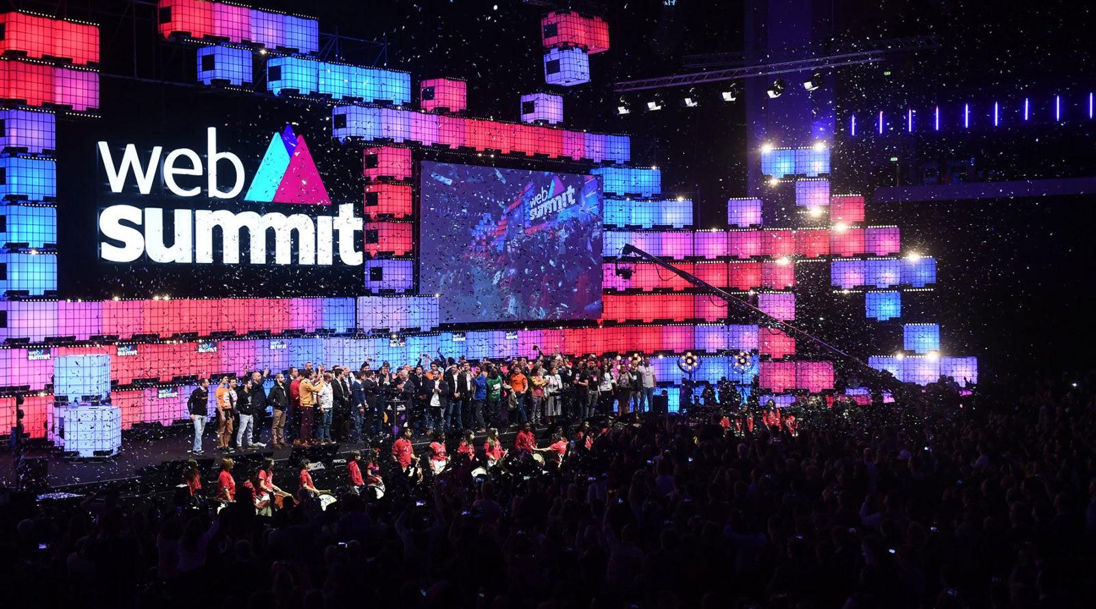 Лучшие IT-конференции: Web Summit