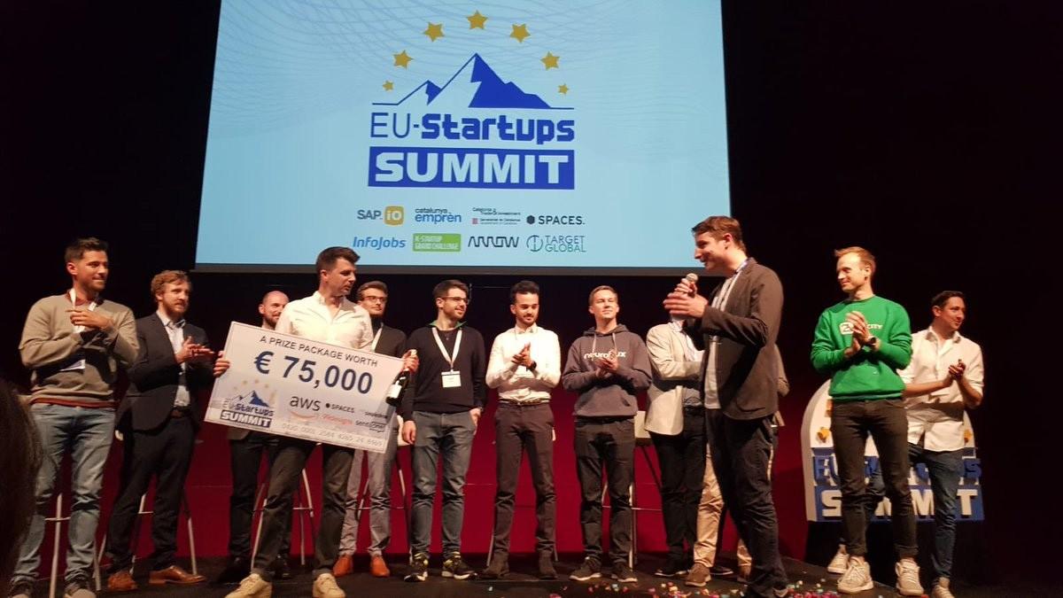 EU Startups Summit