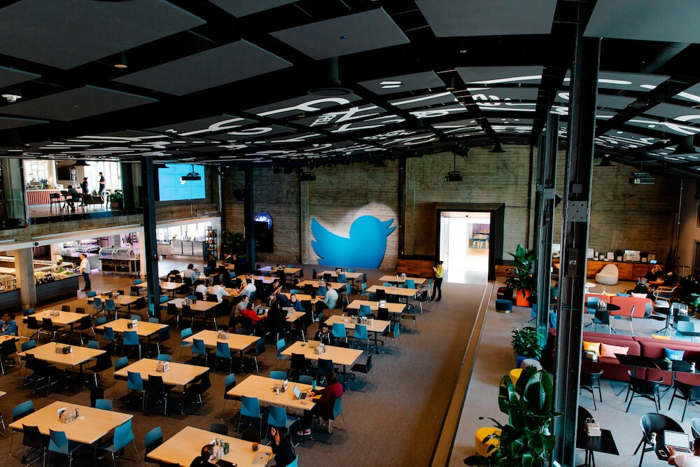 Штаб-квартира Twitter