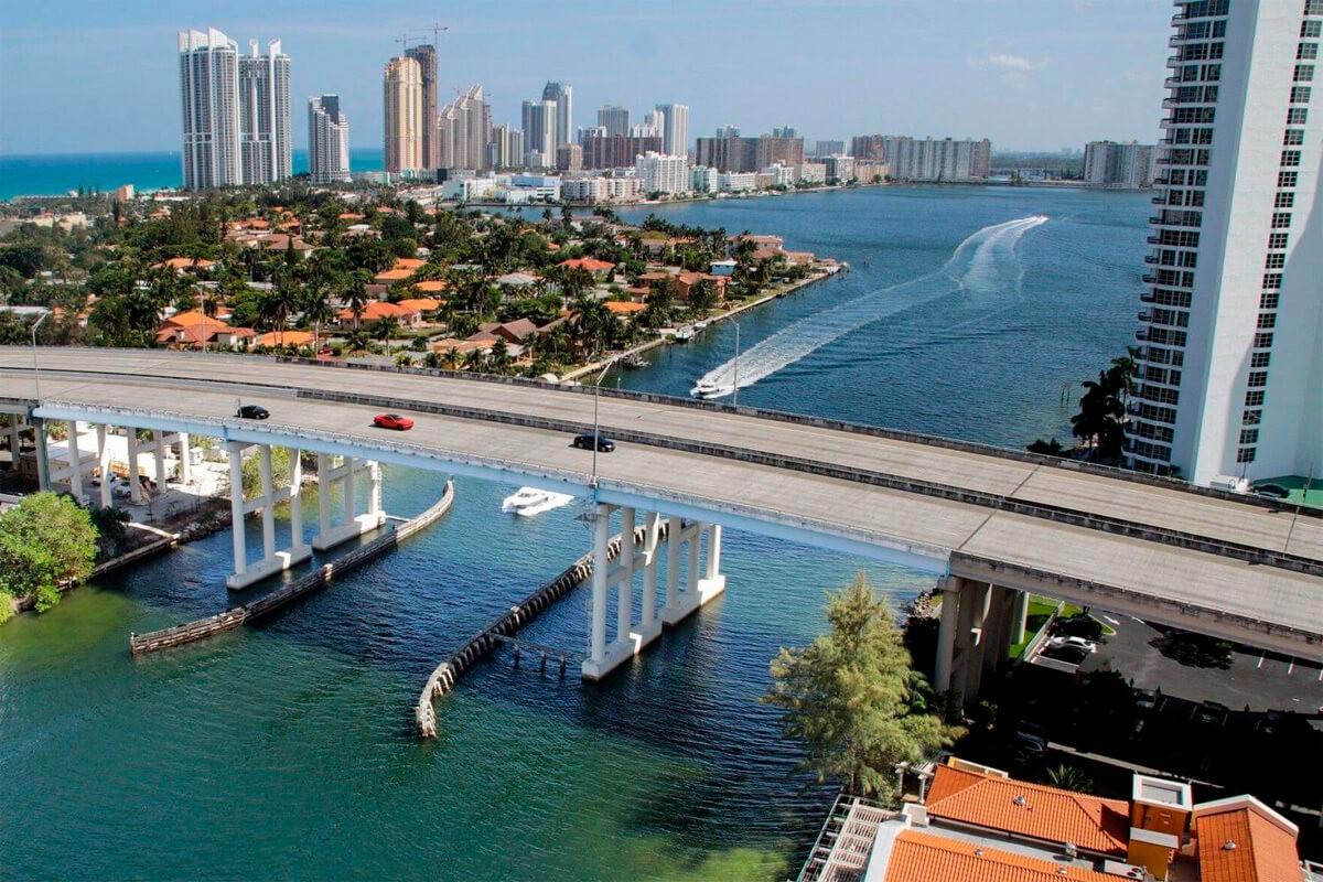Майами — популярный город среди удаленных IT-специалистов