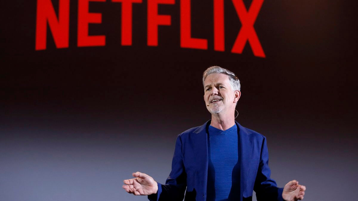 Соучредитель Netflix Рид Гастингс выступает против удаленки