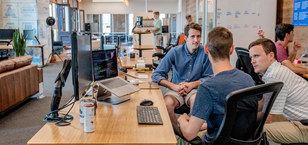 Работа в топовых IT-компаниях