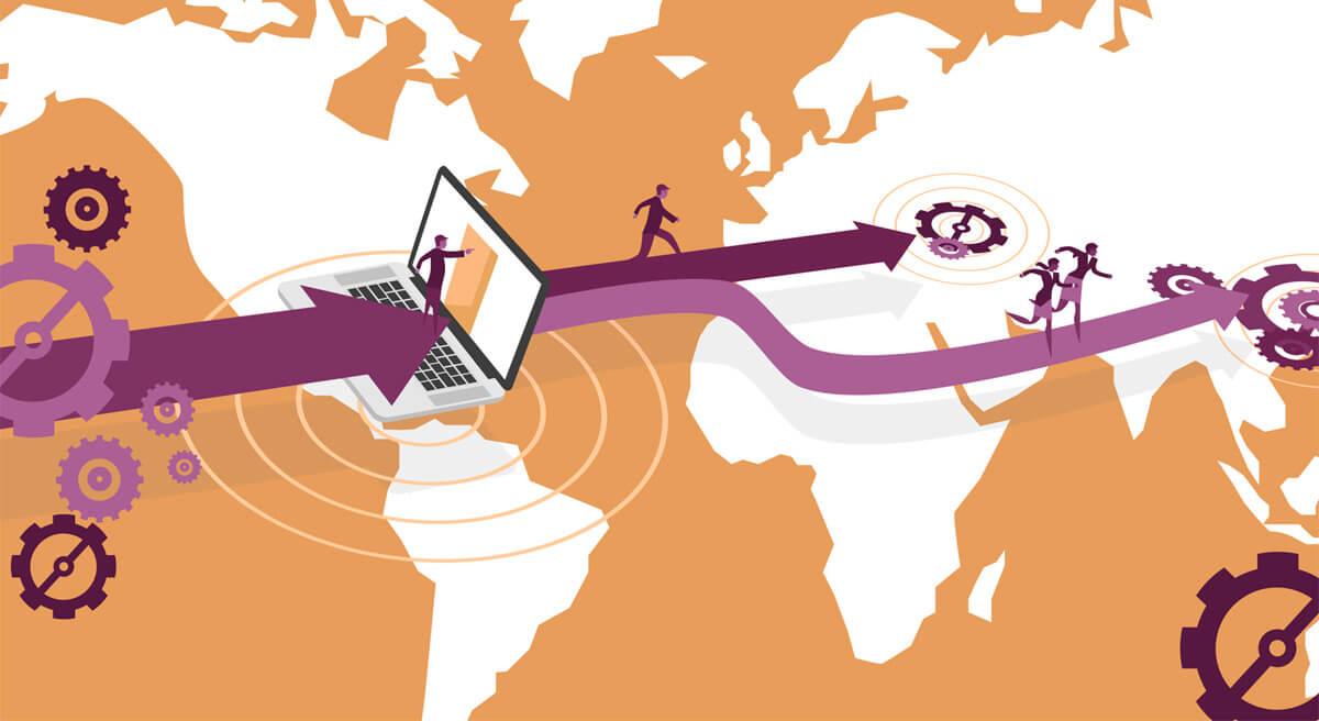 Аутсорсинг мировых компаний