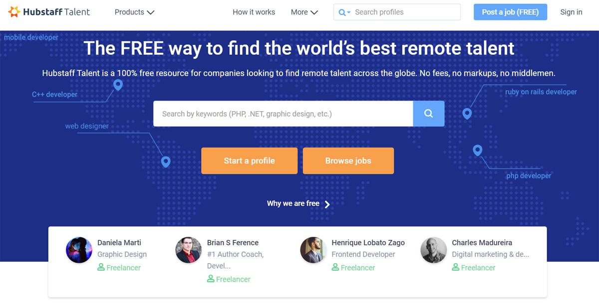 Как найти разработчиков на зарубежных платформах