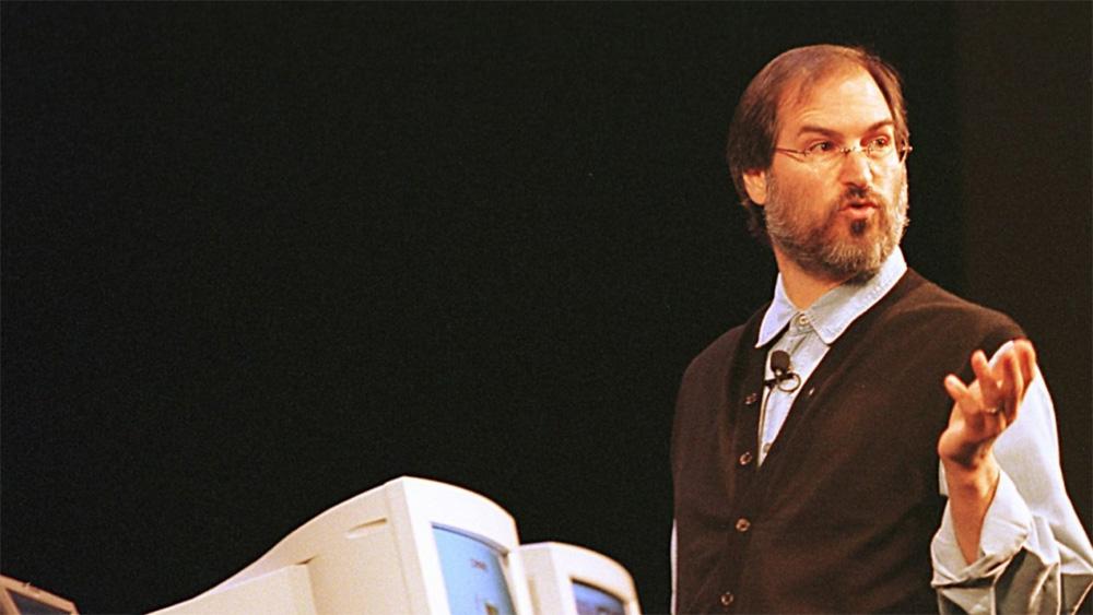 Стив Джобс после возвращения в Apple