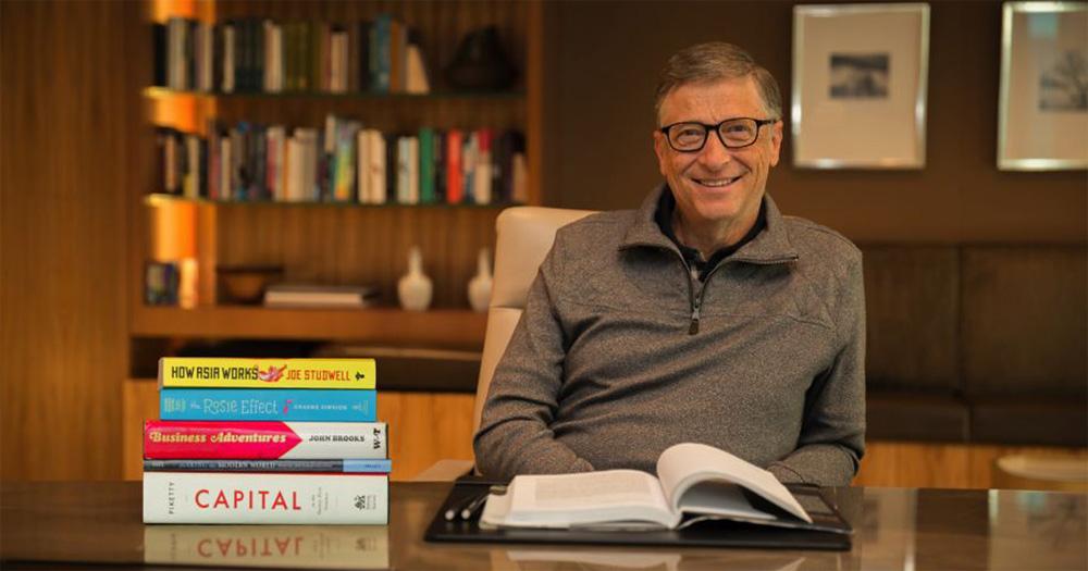 Билл Гейтс: секрет успеха