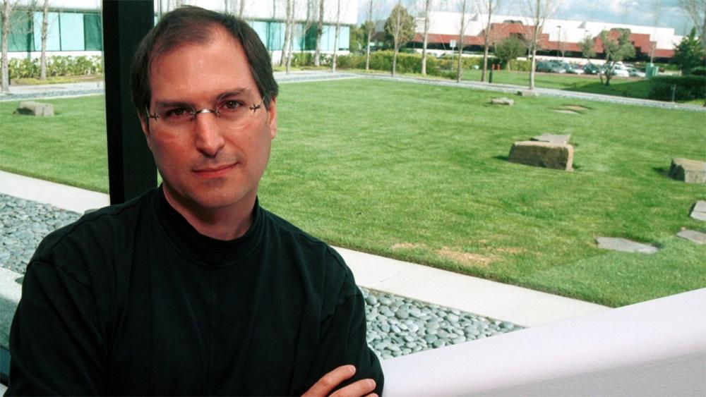 Стив Джобс в конце 90-х