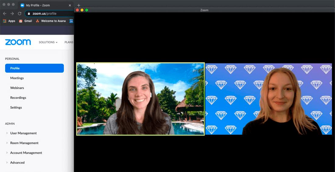 Как пройти виртуальное собеседование Zoom