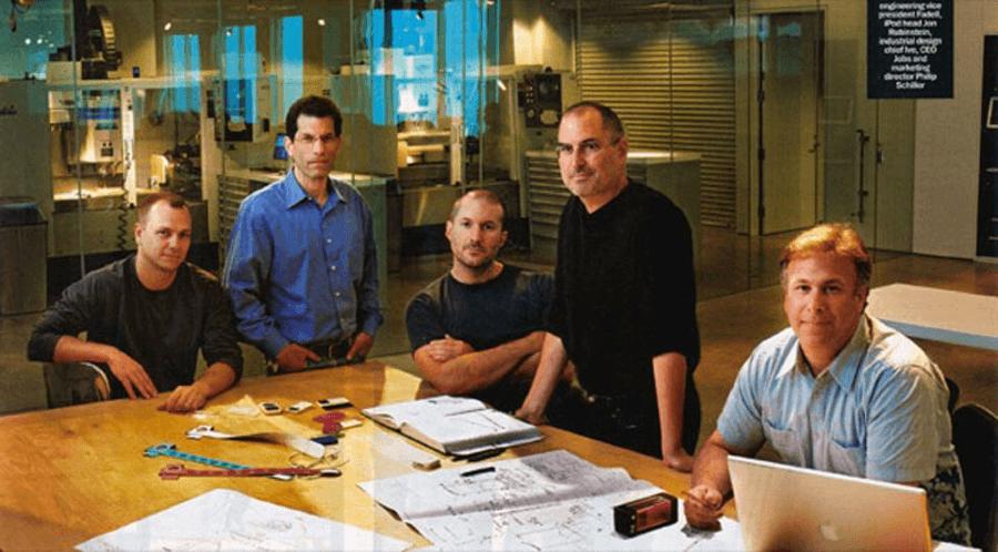 Секреты управления Стива Джобса