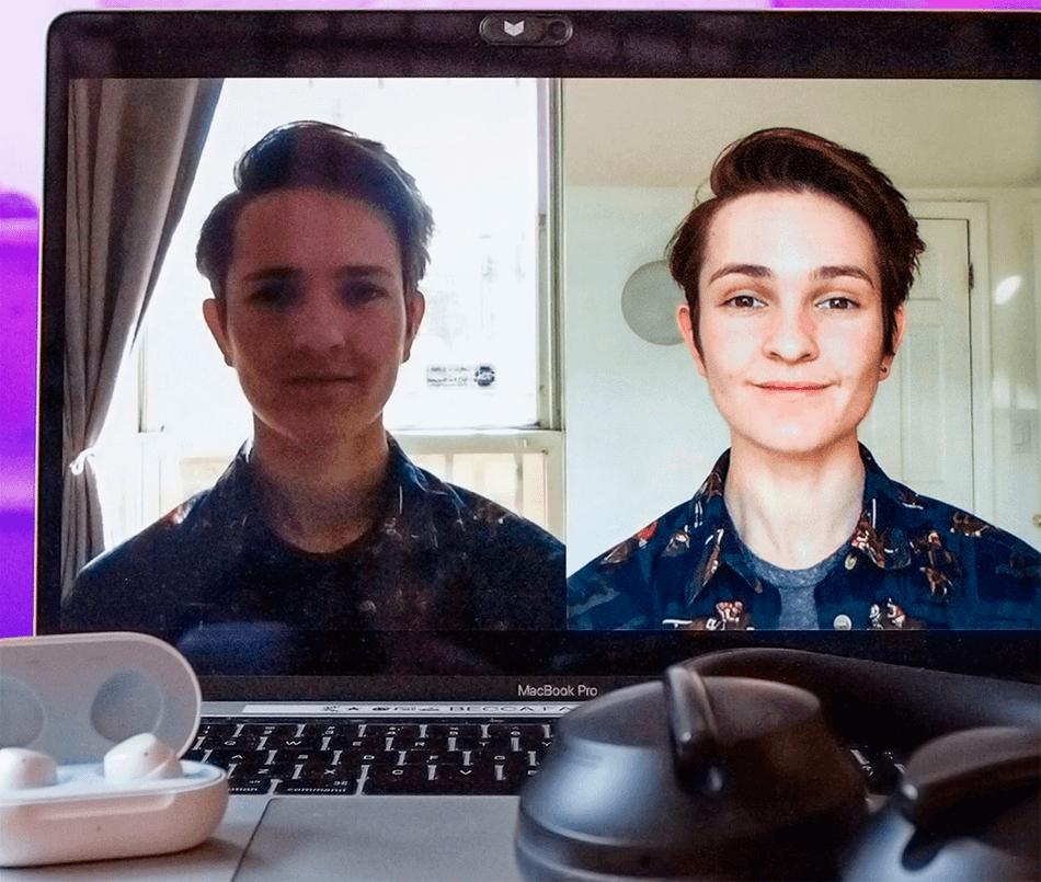 Освещение для онлайн-интервью